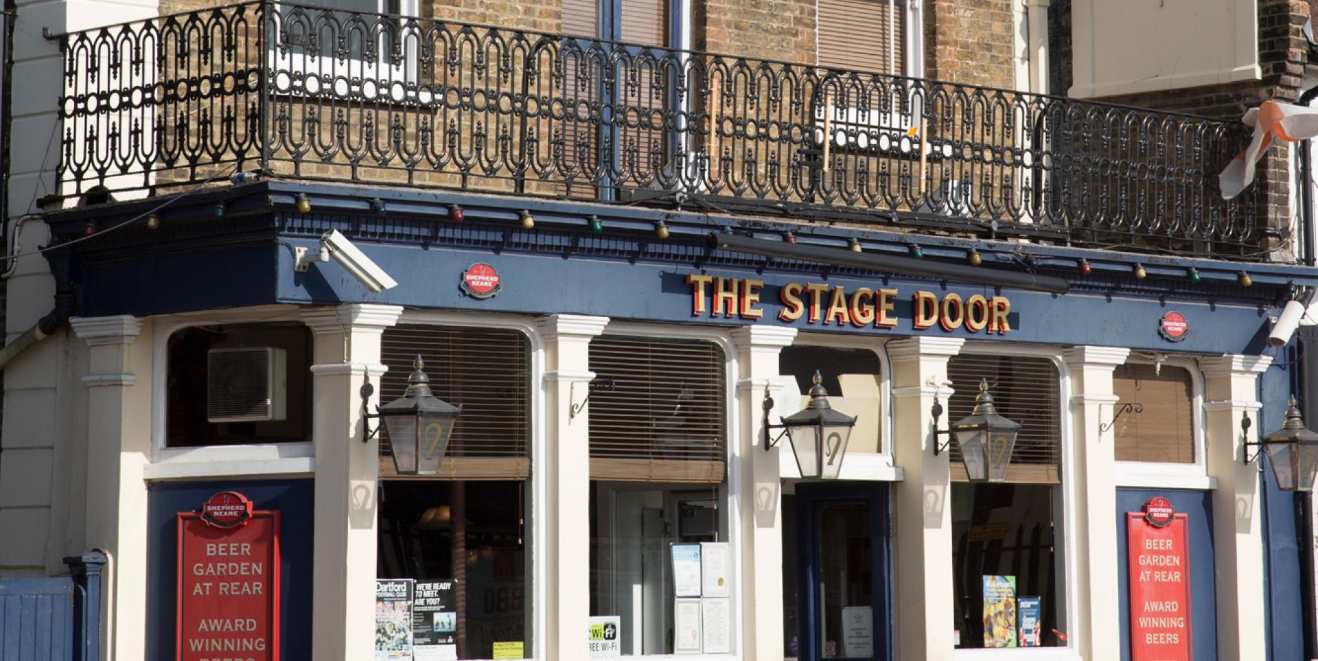 The Stage Door Dartford